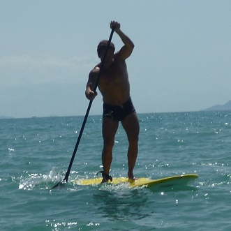 samui sup and monofin